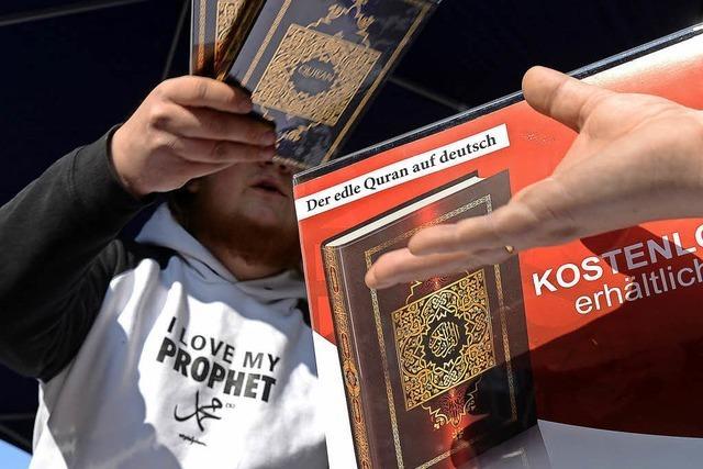 Mit Hilfe elsässischer Salafisten in den Dschihad