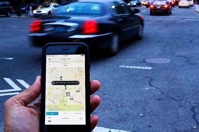 Gericht verurteilt gewerbsmäßigen Uber-Fahrer in Muttenz