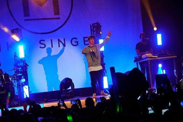 Mike Singer: Mit dem Zeug zum Teenager-Idol