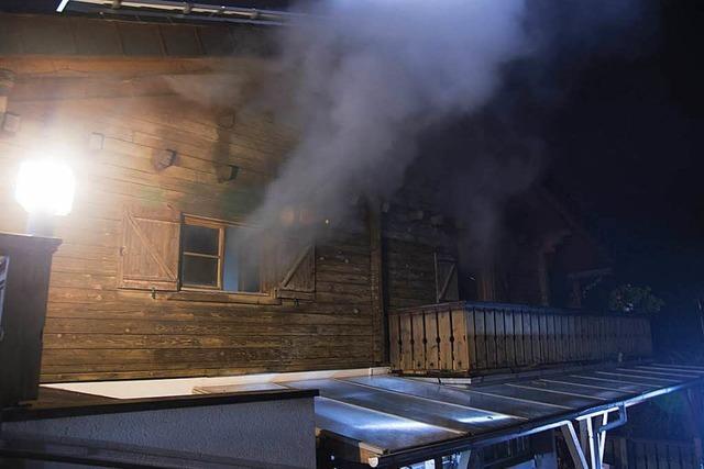 Brandursache gibt Rätsel auf