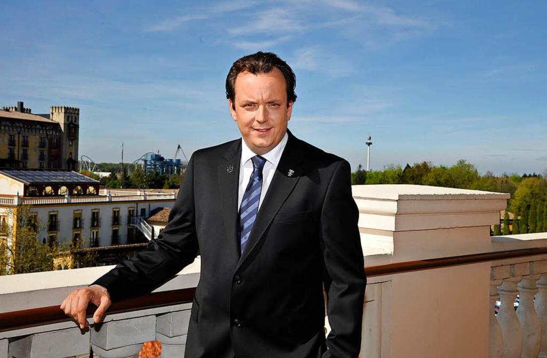 Michael Mack, geschäftsführender Gesellschafter des Europa-Park  | Foto: Mack Media