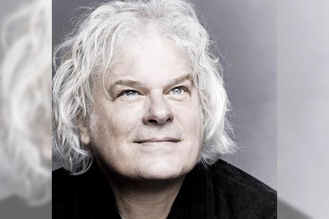 Ronald Brautigam spielt Werke von Beethoven im Schloss Bad Krozingen
