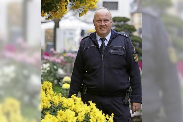 Der Chrysanthema-Cop