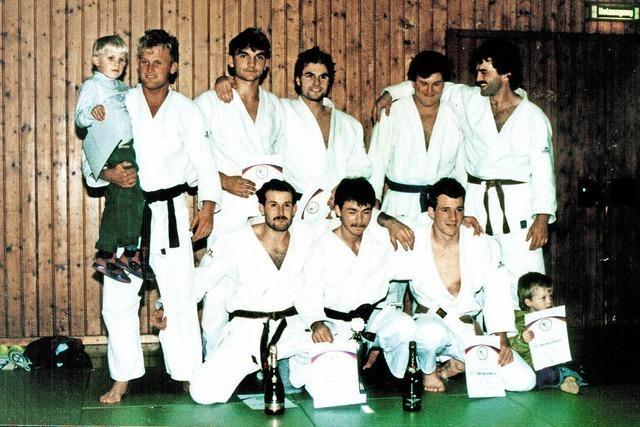 Judoabteilung feiert ihr Jubiläum