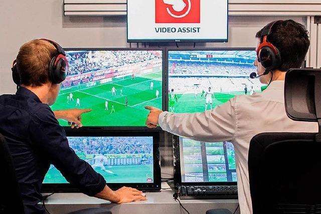 DFB reagiert auf Probleme: Mehr Befugnis für Video-Assistenten