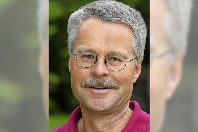 BZ-Fragebogen, ausgefüllt von Thomas Ludemann, Biologe und Naturschutzbeauftragter der Stadt Freiburg