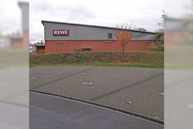 Rewe-Markt will erweitern