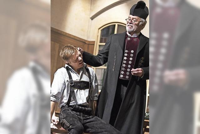 Lausbubereien mit Hansi Kraus in der Stadthalle