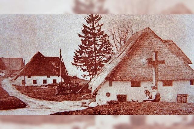 Sein Rufen in Hornberg wurde sogar in Gersbach gehört
