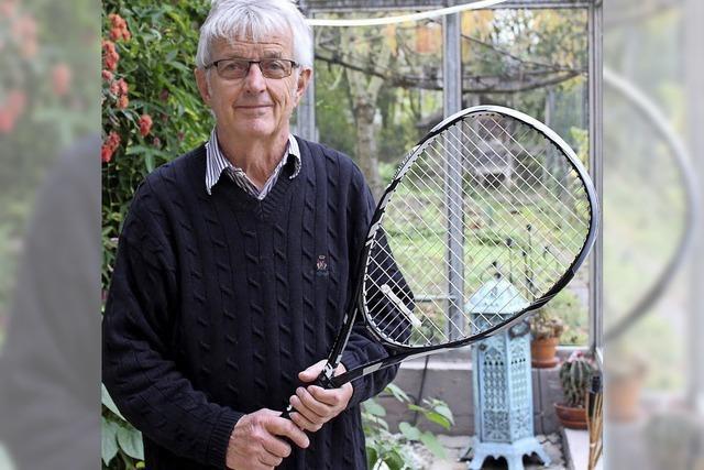 Tennislegenden kreuzten seinen Lebensweg