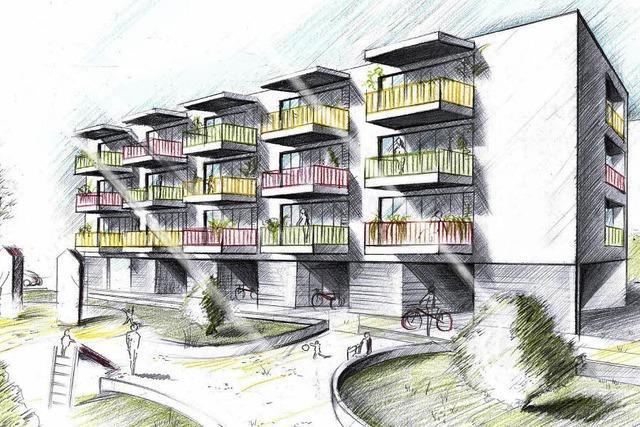 15 erschwingliche Wohnungen geplant