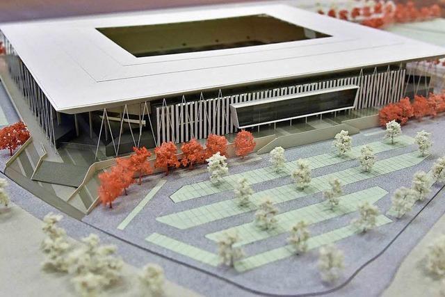 Experten vermuten Kampfmittel auf Baufläche des neuen SC-Stadions