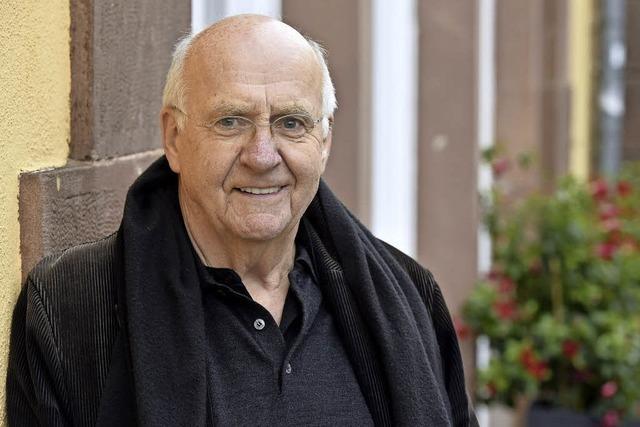 Der 74-jährige Hartmut Stanke spielt die Hauptrolle in
