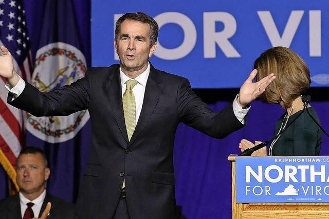 Republikaner verlieren in New Jersey und Virginia