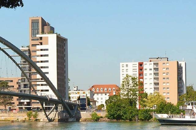 Rheincenter in Weil am Rhein modernisiert, aber erweitert noch nicht