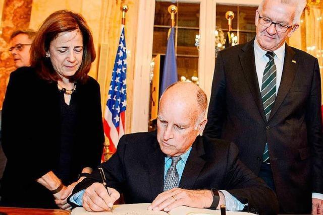 Brown fordert im Landtag mehr Engagement beim Klimaschutz