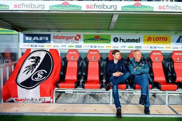 SC Freiburg will