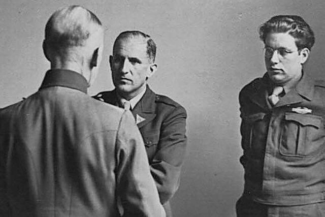 Der Lörracher Jude Gerald Schwab war Übersetzer bei den Nürnberger Prozessen