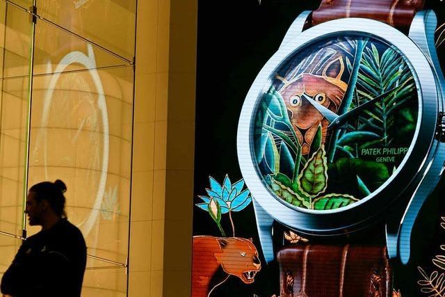 Baselworld in der Krise: Uhrenmesse schrumpft auf die Hälfte