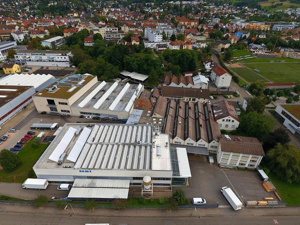 NSI in Lörrach  | Foto: Nsi