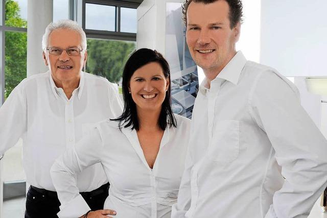 Die Erwin Bucher GmbH baut Küchen und Bäder auf der ganzen Welt