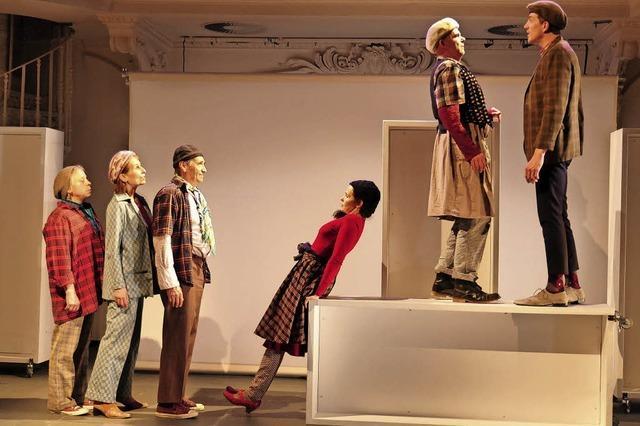 Neues Stück im Theater im Marienbad