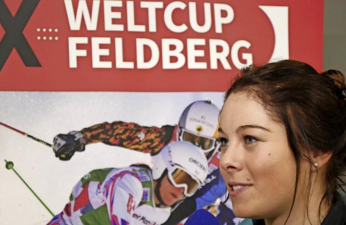 Herbe Erinnerung: Beim Skicross-Weltcu...er Skicross-Rennen bestreiten können.   | Foto: johannes bachmann