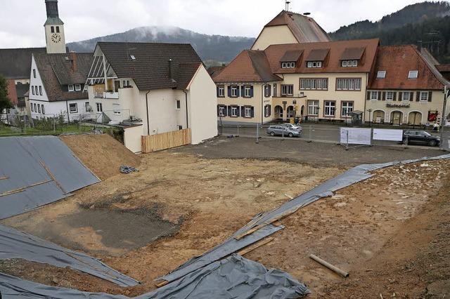 Baugenehmigung steht noch aus