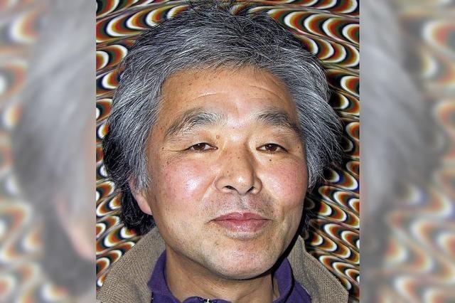 Trauerfeier für Yoshiyuki Kakedo in der Kunsthalle