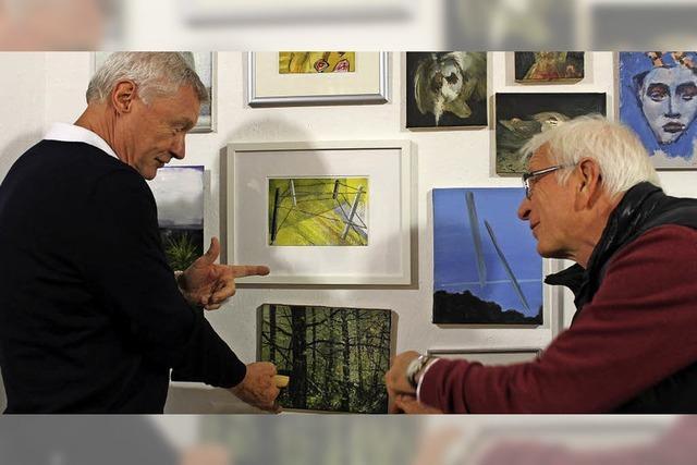 40 Jahre im Dienst der Kunst