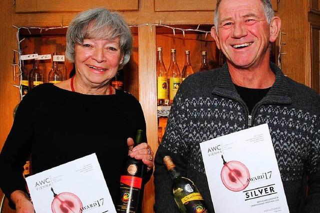 Ötlinger Wein schmeckt in Wien, aber nicht in Freiburg