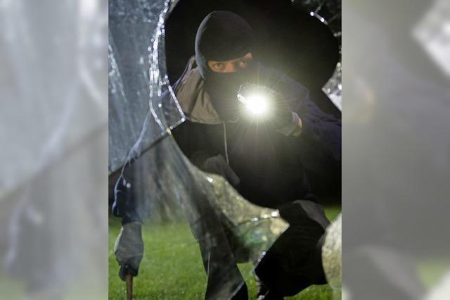 Polizei registriert mehr Einbrüche