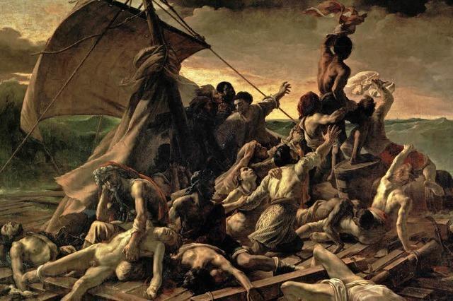 Schiffbruch mit Zuhörern
