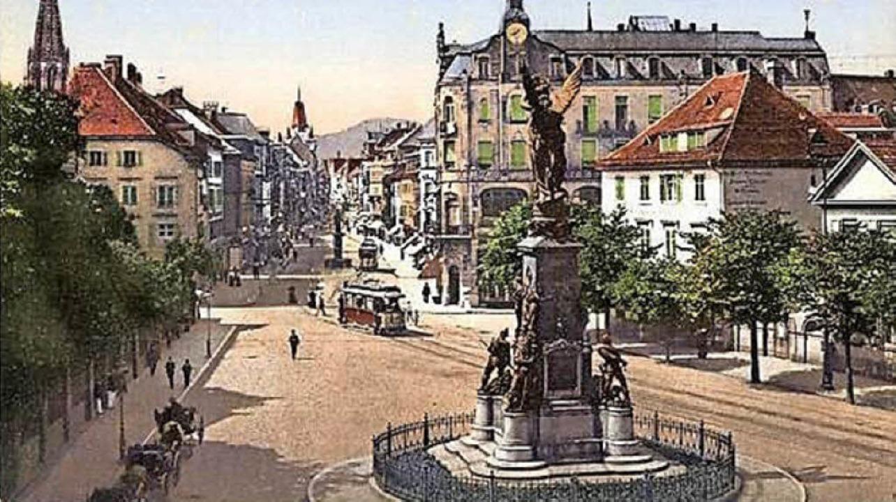 <BZ-FotoAnlauf>Eilig:</BZ-FotoAnlauf> ...t. Das Denkmal wird derzeit montiert.   | Foto: privat