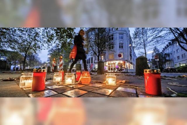 Gedenken an die Reichspogromnacht