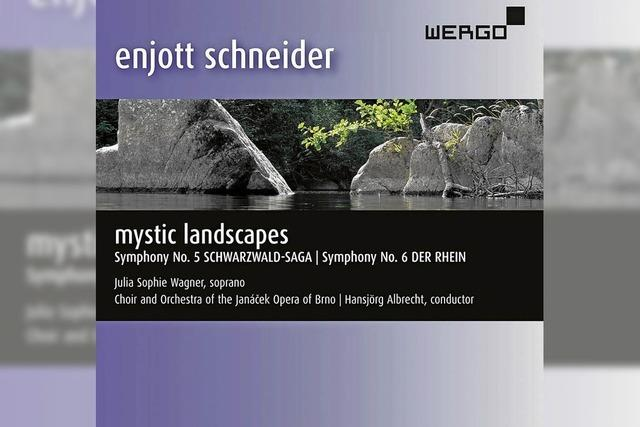 REGIO-CD: Schwarzwald, Rhein und Wein