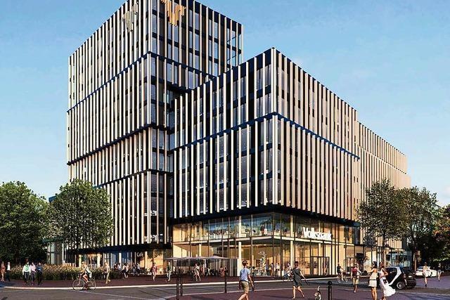 Schweizer Unternehmen will Mittelklassehotel gegenüber dem Freiburger Hauptbahnhof betreiben