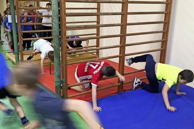 Spaß am Sport wecken