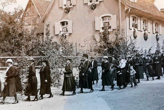 Ebringer Geistlicher legte sich mit Nationalsozialisten an