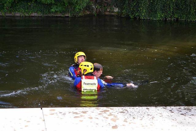 Vor Ertrinken gerettet – 58-Jähriger stürzt angetrunken in den Mühlbach