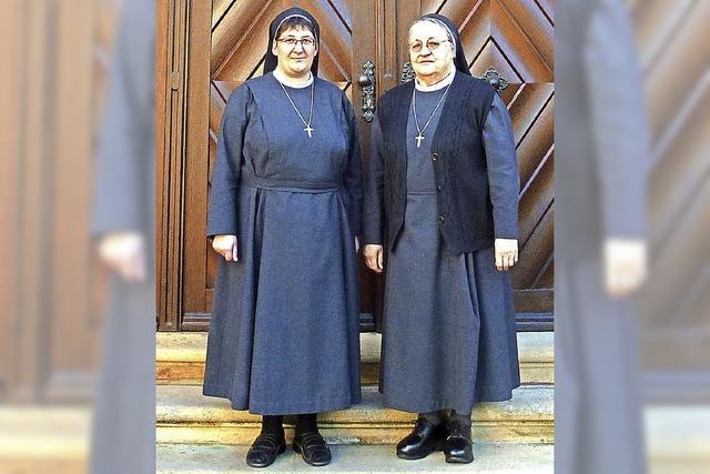 Neue Provinzoberin im Kloster