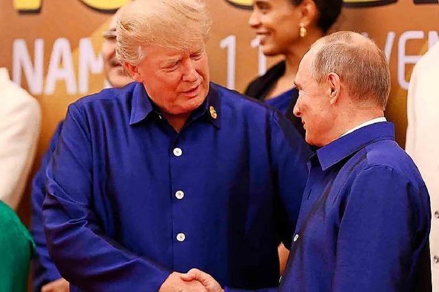 USA und Russland streiten sich wegen Deal mit Ukraine