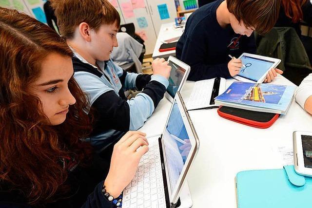 Wie viel Digitalisierung vertragen die Schulen?