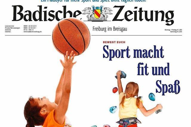Digitalmagazin: Kinder macht mehr Sport!