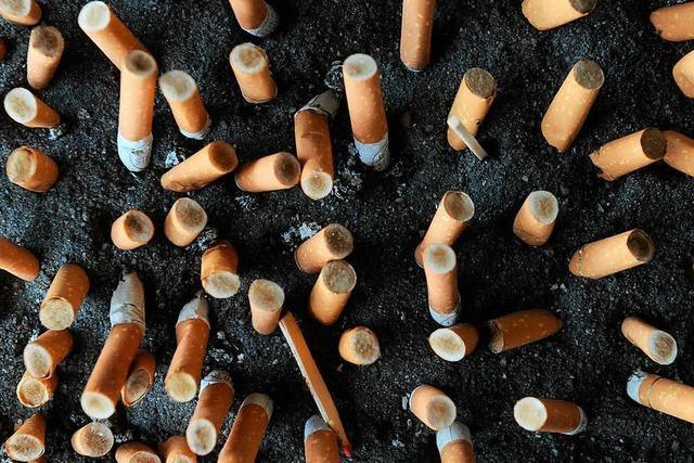 Raucherentwöhnungsmittel: Helfen Nikotinpflaster?