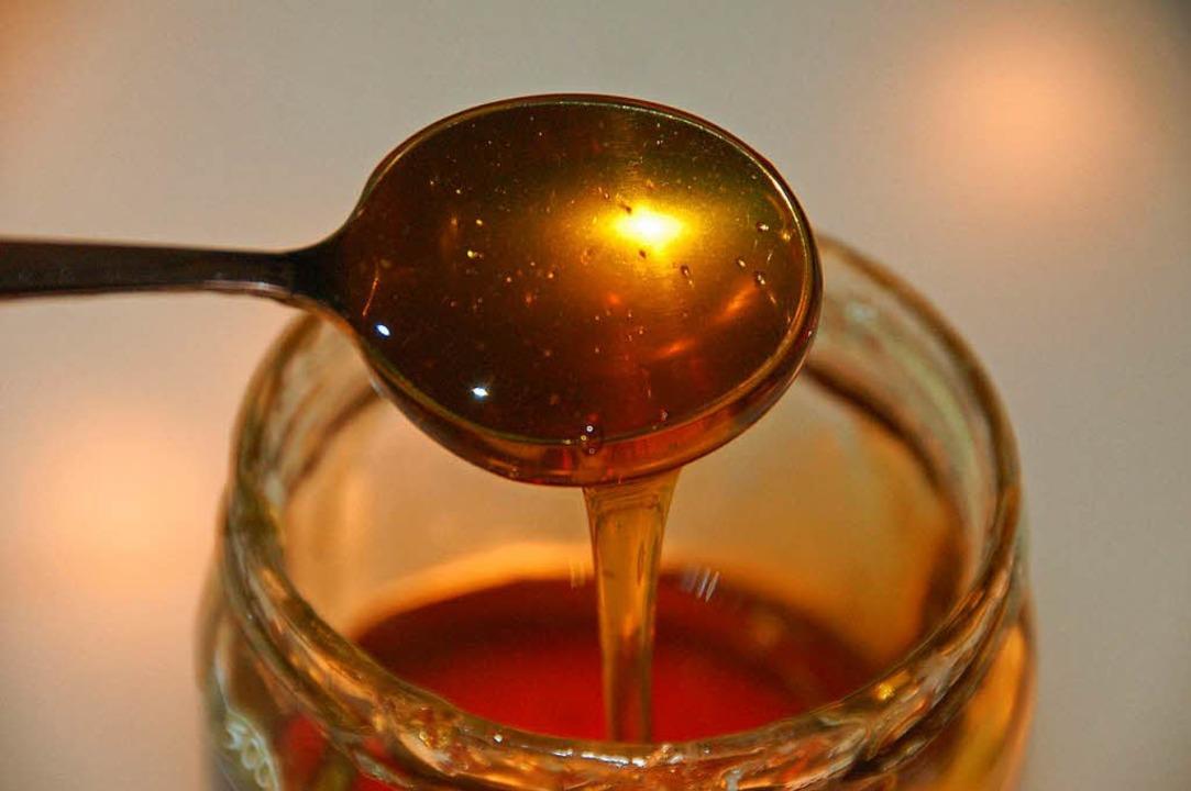 Warum wird mancher Honig fest?  | Foto: Anselm Bußhoff