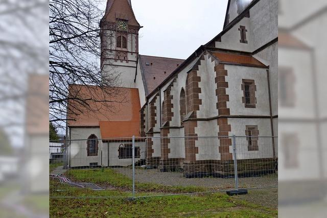 Außenrenovierung von St. Georg kann weitergehen