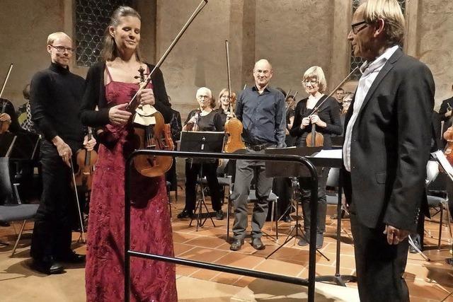 Hervorragendes von Dirigent und Orchester