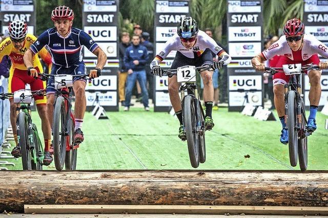 Breitnauer Biker landen bei Weltmeisterschaften in China auf Plätzen sieben und 14