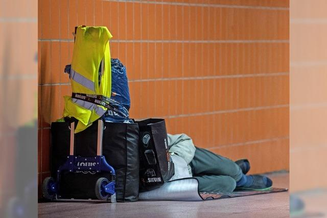 Brandanschlag auf Obdachlosen in München - Zwei Männer gestehen